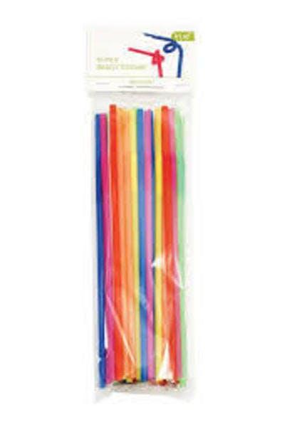 True Super Bendy Straws