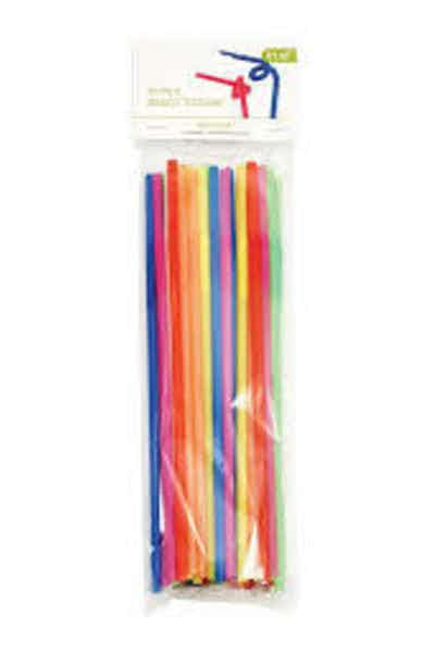 True Super Bendy Straws