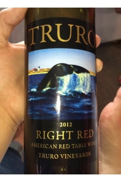 Truro Vineyards Right Red