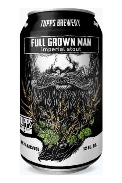 TUPPS Full Grown Man Imperial Stout