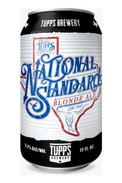 TUPPS National Standard Blonde Ale