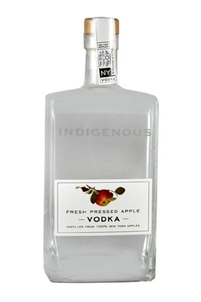 Tuthilltown Spirits Indigenous Apple Vodka