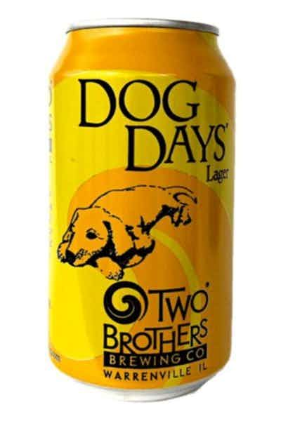 Two Brothers Dog Days Dortmunder Style Lager Beer