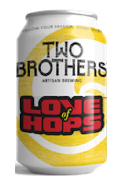 Two Brothers Love of Hops Hazy IPA