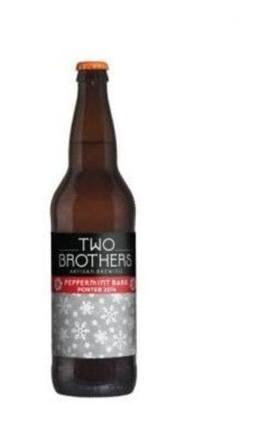 Two Brothers Peppermint Bark Porter