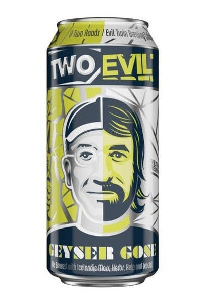 Two Roads / Evil Twin Geyser Gose