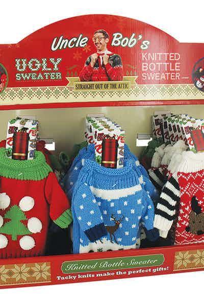 Ugly Sweater   Wine
