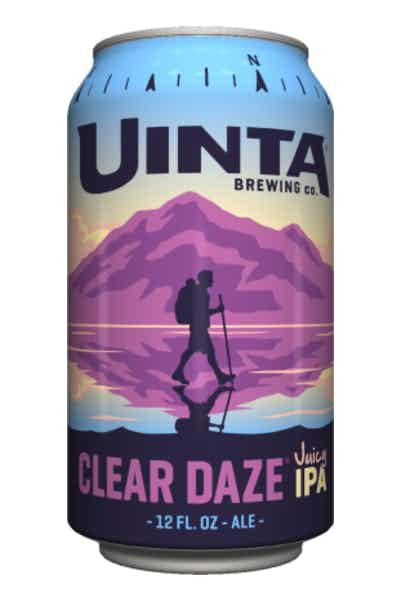 Uinta Clear Daze Juicy IPA