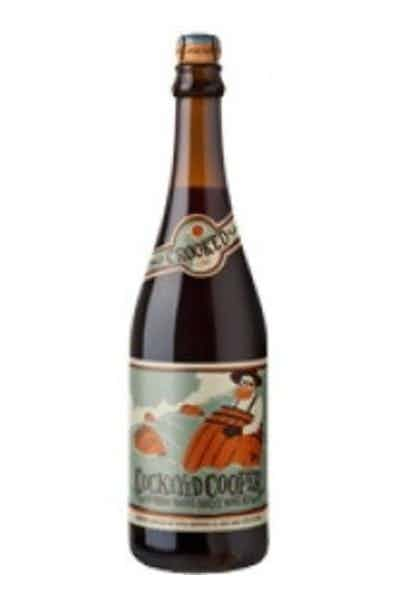 Uinta Cockeyed Cooper Bourbon Aged Barleywine