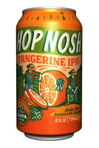 Uinta Hop Nosh Tangerine IPA