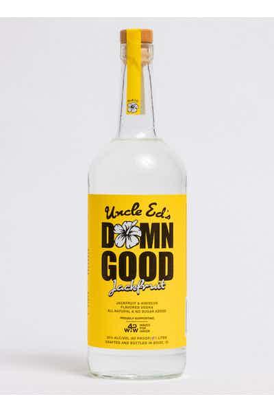 Uncle Ed's Damn Good Jackfruit Vodka
