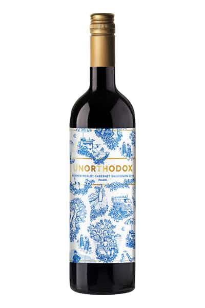 Unorthodox Merlot-Cabernet Sauvignon