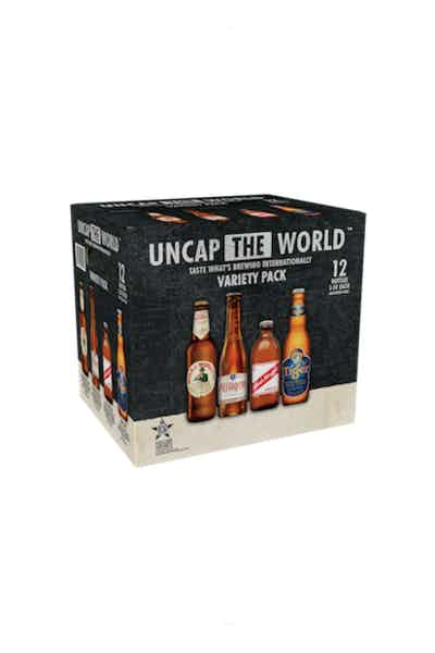 Uncap The World Variety Pack