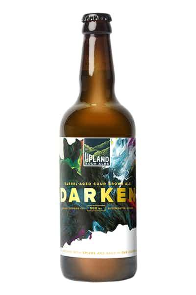 Upland Brewing Darken Sour Brown Ale