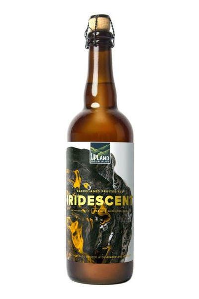 Upland Iridescent Barrel Aged Fruited Sour Ale