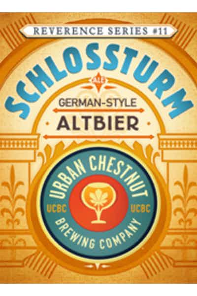 Urban Chestnut Schlossturm Dusseldorf Altbier