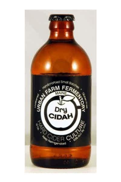 Urban Farm Fermentory Dry Cidah