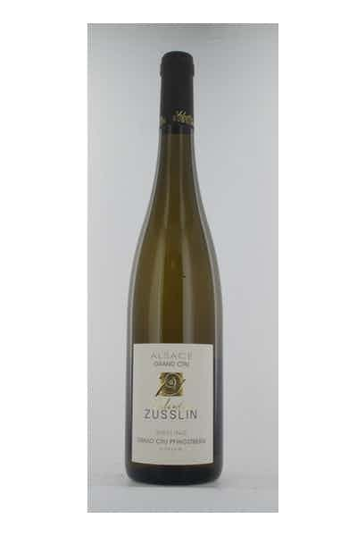 Valentin Zusslin Cremant d' Alsace Rose Brut