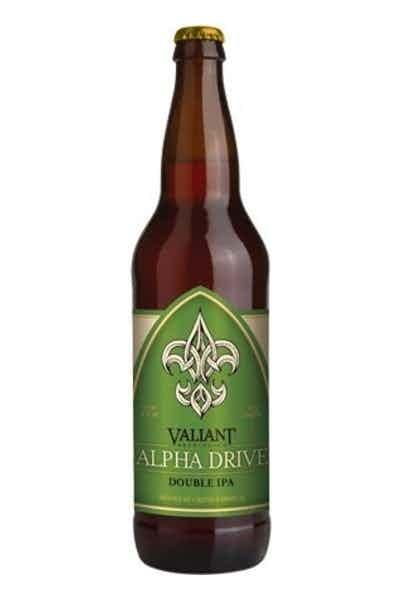 Valiant Brewing Alpha Drive Double IPA