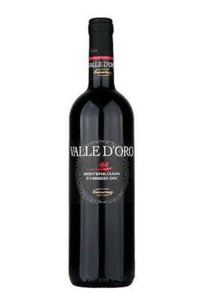 Valle D'Oro Montepulciano D'Abruzzo Organic