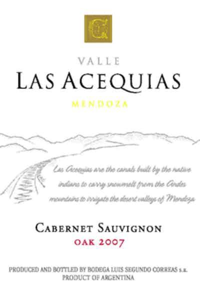 Valle Las Acequias Cabernet Sauvignon