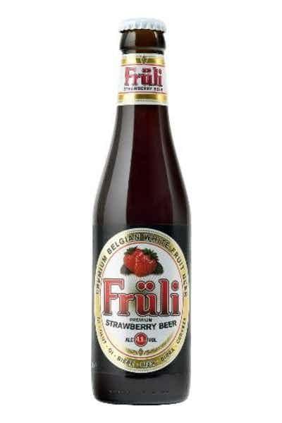 Van Diest Fruli Strawberry Beer