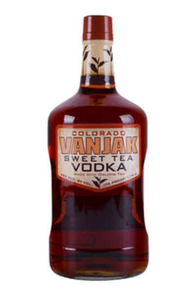 Vanjak Sweet Tea Vodka