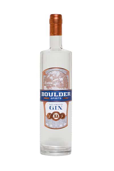 Vapor Distillery Boulder Navy Strength Gin