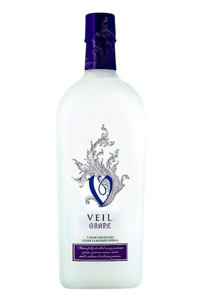 Veil Grape Vodka