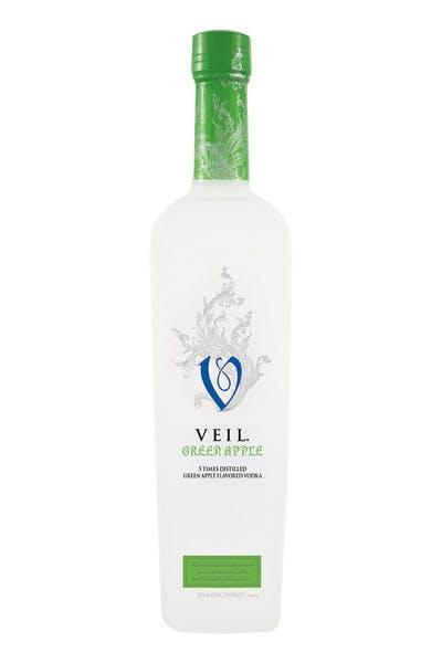 Veil Green Apple Vodka