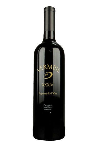 Vermeil Proprietary Red Wine Xxxiv Napa