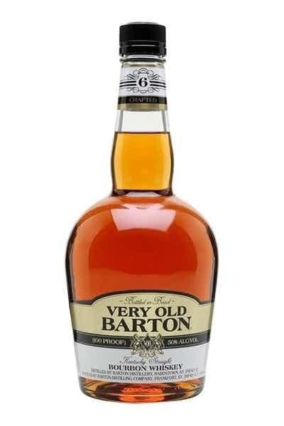 Very Old Barton Bourbon Whiskey