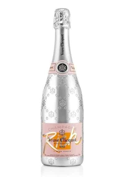 Veuve Clicquot Rich Rosé Champagne