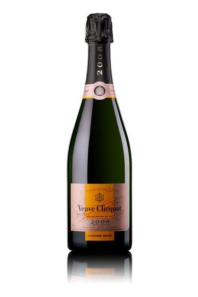 Veuve Clicquot Vintage Rose 2008