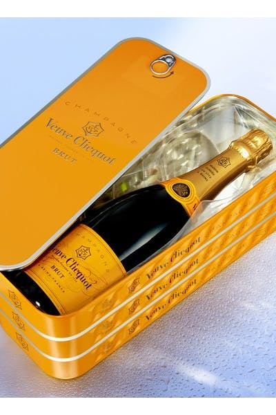 Veuve Clicquot Yellow Label Ponsardine