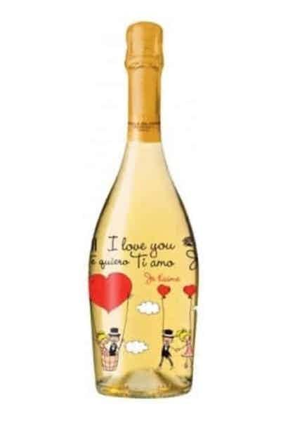 Villa Jolanda Saint Valentine I Love You