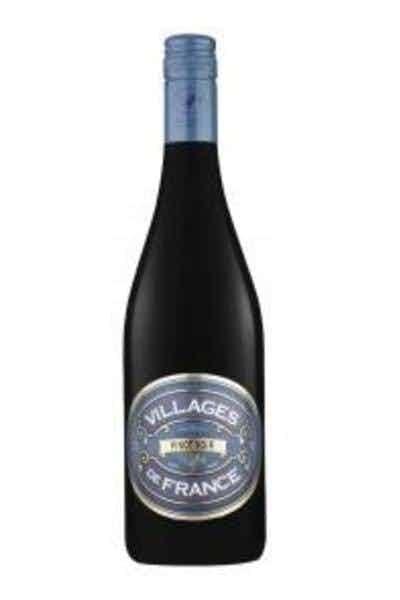 Villages De France Pinot Noir
