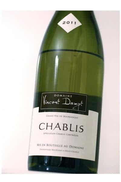 Vincent Dampt Petit Chablis
