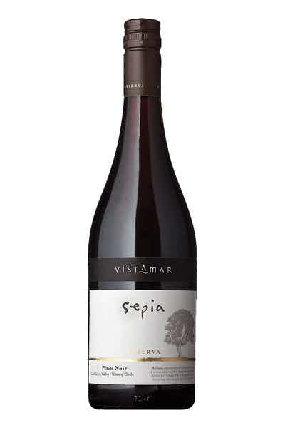 Vistamar Sepia Pinot Noir Single Vineyard Reserva