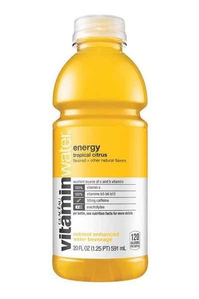 Vitamin Water Tropical Citrus