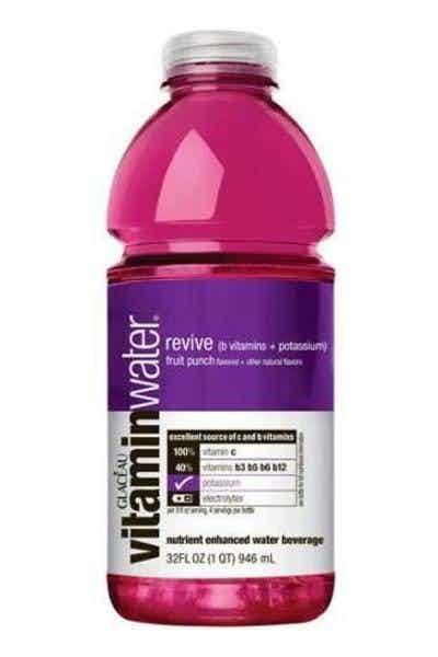 Vitaminwater Zero Fruit Punch