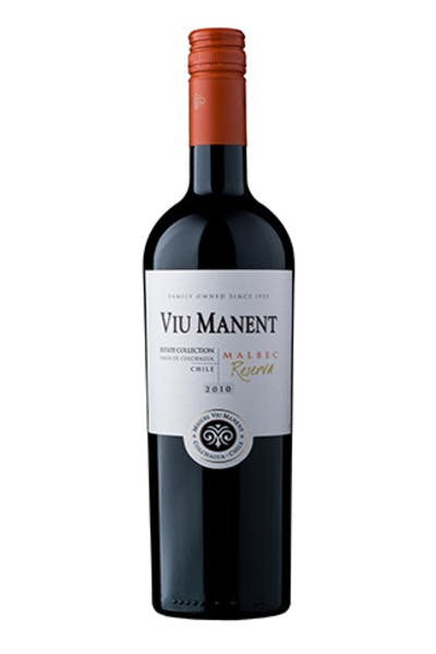 Viu Manent Estate Collection Reserva Malbec