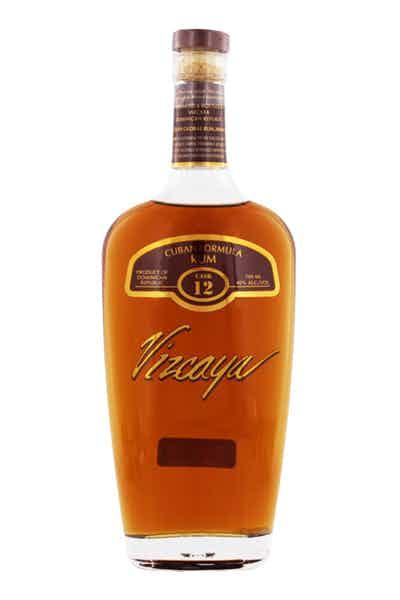 Vizcaya Cask 12 Dark Rum