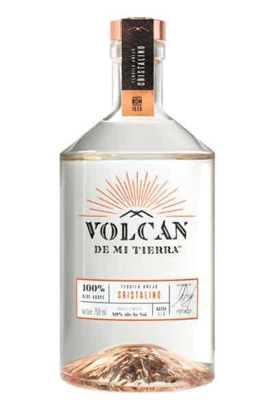 Volcan De Mi Tierra Cristalino Anejo Tequila