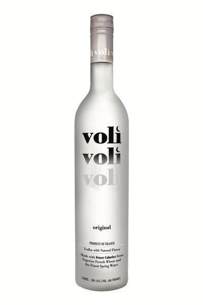 Voli Vodka Espresso Vanilla Fusion