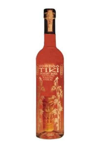 Voodoo Tiki Desert Rose Prickly Pear Infused Tequila