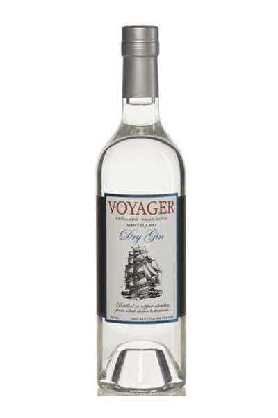 Voyager Single-Batch Distilled Gin