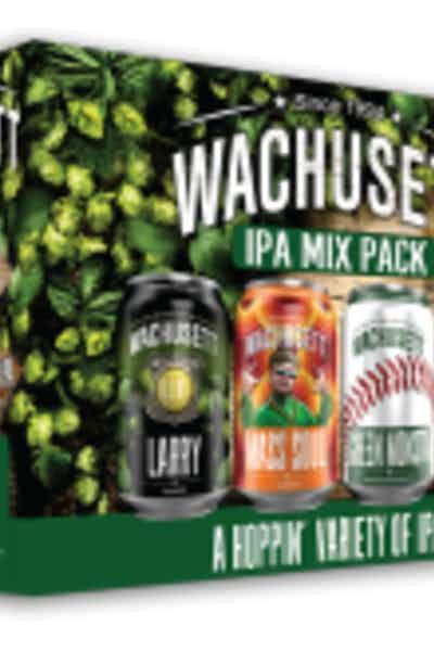 Wachusett IPA Mix Pack