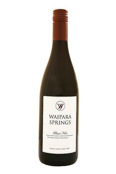 Waipara Springs Pinot Noir