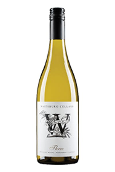 Waitsburg Cellars 'Three' White Blend